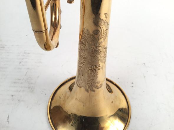 Used Jupiter JTR-1602R Bb Trumpet (SN: J00210)