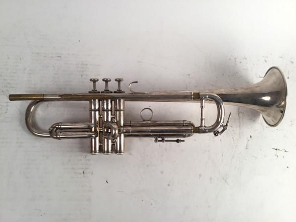 Used Burbank Benge 3X Bb Trumpet (SN: 4258)