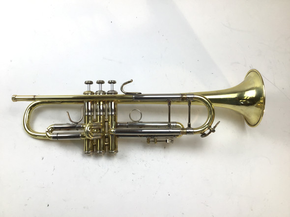 Used Bach 37 Bb Trumpet (SN: 72949)