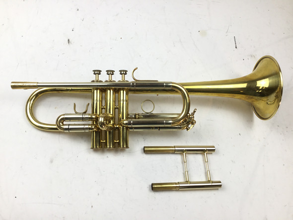 Used Selmer C-700 C Trumpet (SN: 76962)