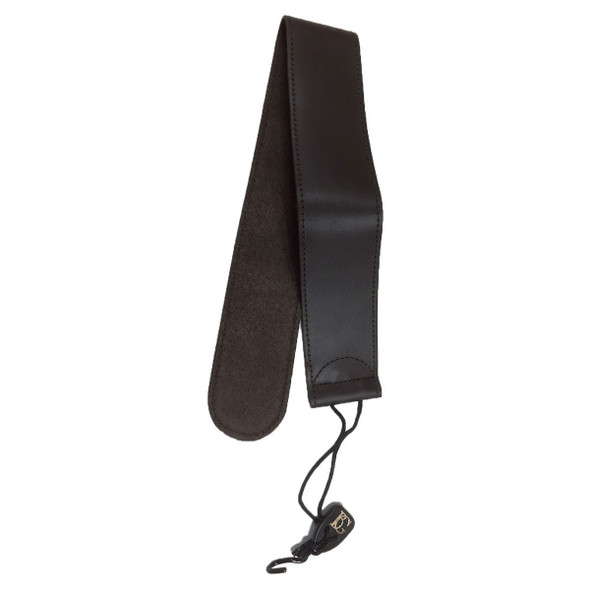 BG B05 Bassoon Leather Seat Strap with Metal Hook