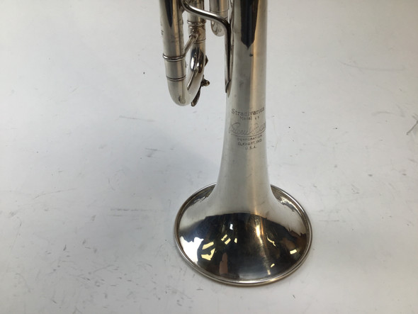 Used Bach 43 Bb Trumpet (SN: 145360)