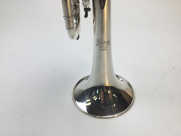 Used Yamaha YTR-8335HS Bb Trumpet (SN: 001226)