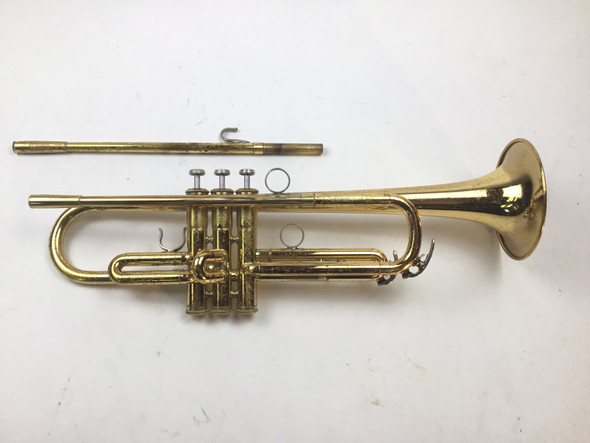 Used Yamaha YTR-636 Bb Trumpet (SN: 0112701)