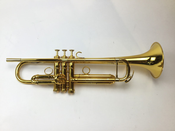 Used Adams A5 Bb Trumpet (SN: 45362)