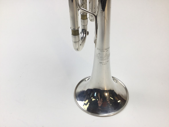 Used Bach 43 Bb Trumpet (SN: 81972)