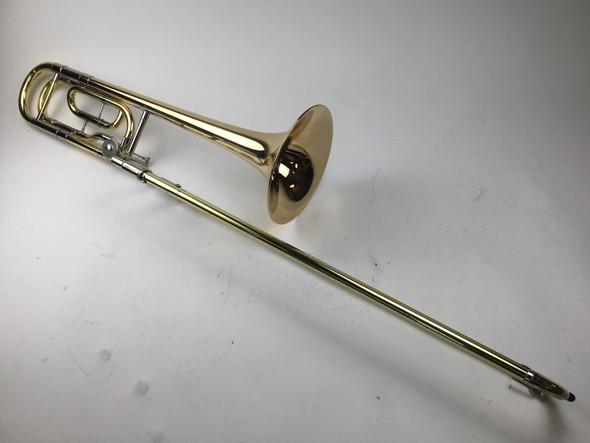 Used Yamaha YSL-820G Bb/F Tenor Trombone (SN: 002620)