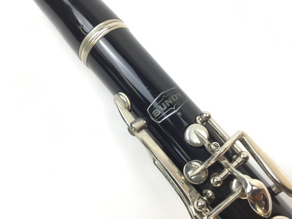 Used Bundy Resonite Student Clarinet (SN:985030)