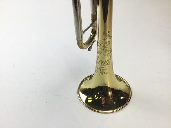 Used Jupiter XO 1600i Bb Trumpet (SN: M13517)