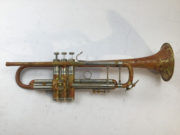 Used Bach 37 Bb Trumpet (SN: 40132)