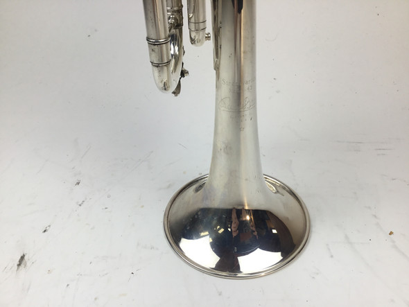 Used Bach LT43 Bb Trumpet (SN: 493883)