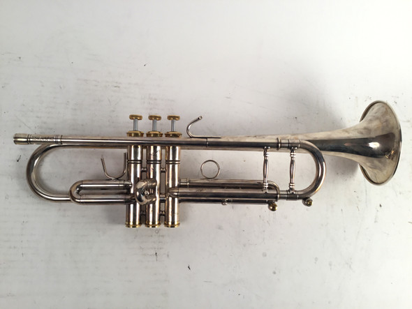 Used Stomvi Elite Bb Trumpet (SN: 870656)