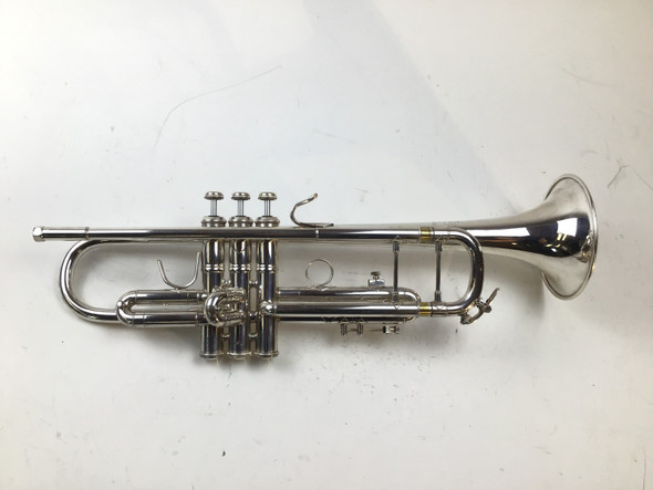 Used Bach 37 Bb Trumpet (SN: 416018)