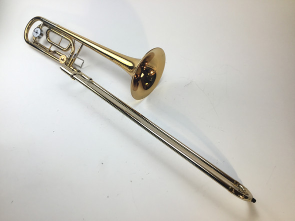 Used John Packer JP331 Rath Bb/F Tenor Trombone (SN: 33100533)
