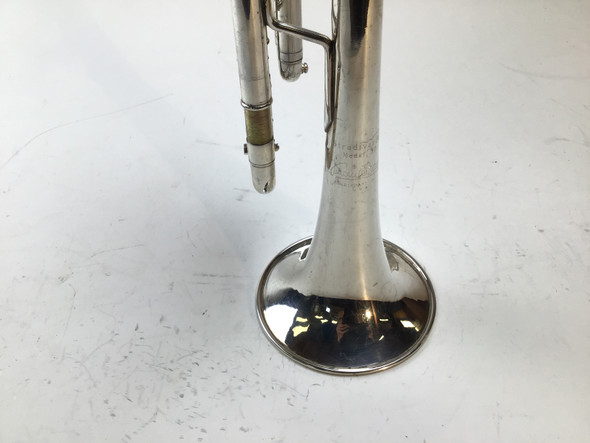 Used Bach 37 Bb Trumpet (SN: 641751)