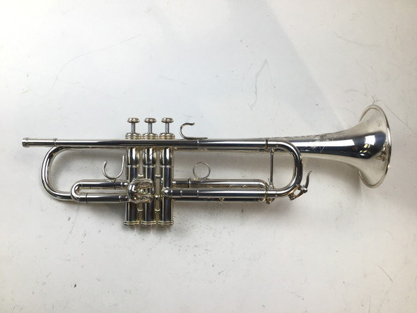 Used S.E. Shires Doc Severinsen Destino III Bb Trumpet (SN: 2535)