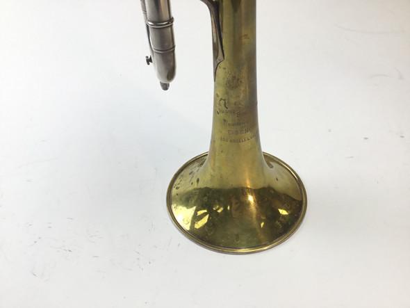 Used LA Benge 1X Bb Trumpet (SN: 10833)