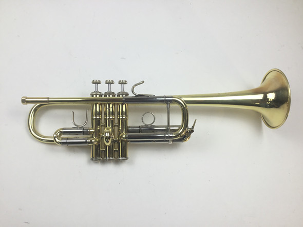 Used Bach 229/25A C Trumpet (SN: 174281)