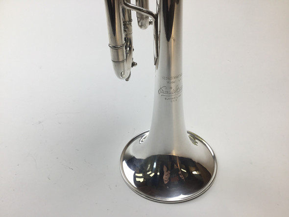 Used Bach 37 Bb Trumpet (SN: 91752)