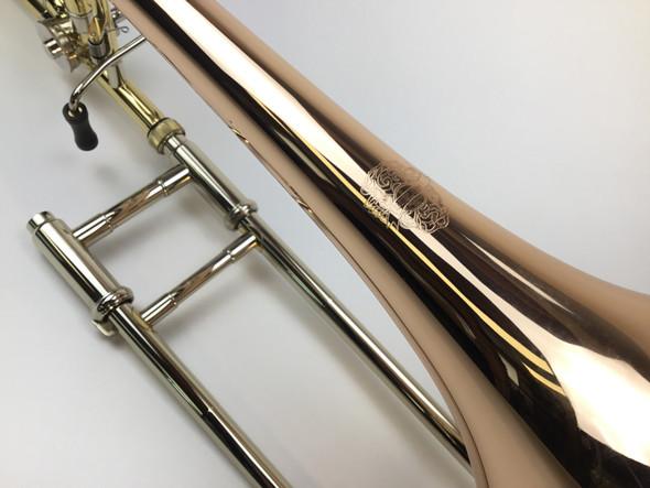 "Dillon Bb/F Student Tenor Trombone- .500/.525 Bore, 8"" Bell"