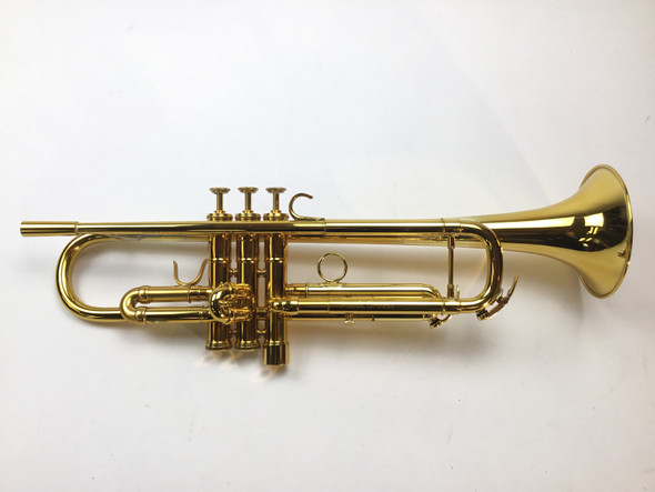 Used Adams A5 Bb Trumpet (SN: 45358)