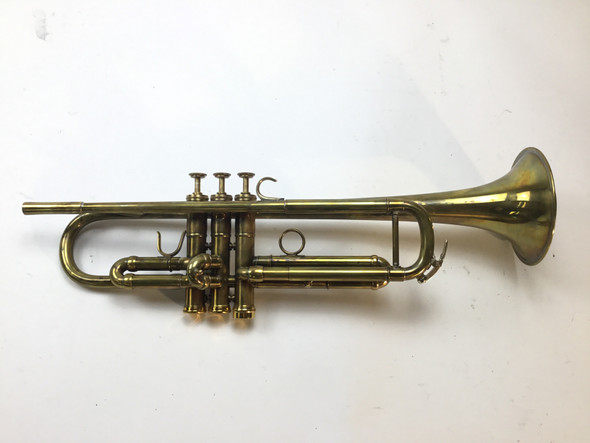 Used Adams A5 Bb Trumpet (SN: 44372)