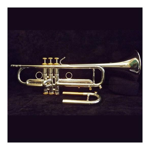 Stomvi VRII Lightweight Silver Plated Bb Trumpet