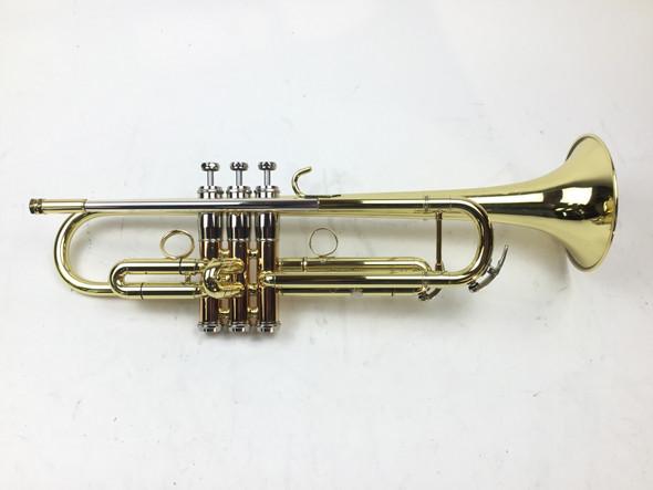 Demo Getzen Eterna Deluxe Series 907DLX Bb Trumpet (SN: G68715)