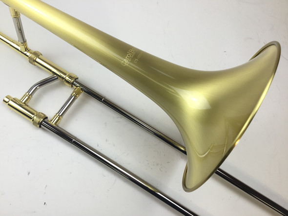 Carol Brass CTB-2229-YST-YNNN-N3 3B Bb/F Tenor Trombone M Bore