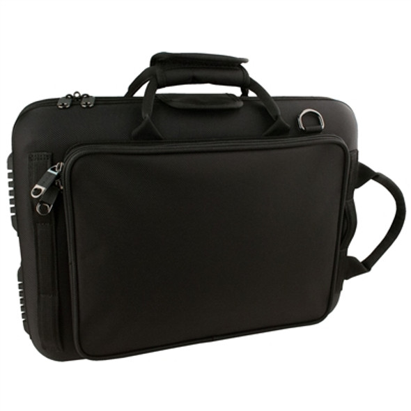 Protec Bb & A Double Clarinet Pro Pac Case Black