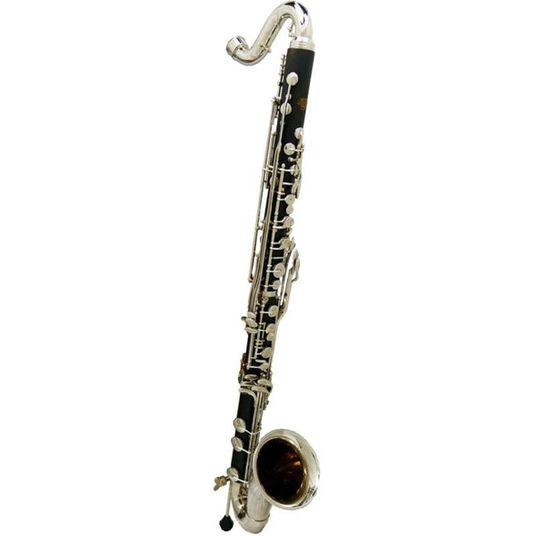 Ridenour Lyrique 925 Bass Clarinet with RE mouthpiece
