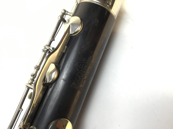 Used LeBlanc L60 Low Eb Bass Clarinet (SN: 1079)