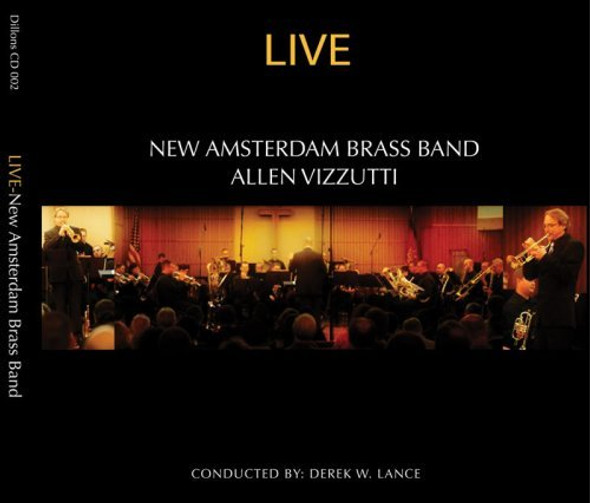 New Amsterdam Brass Band w/ Allen Vizzutti