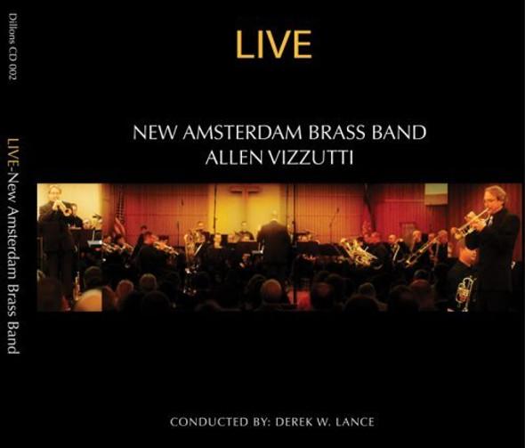 New Amsterdam Brass Band w/ Allen Vizzutti
