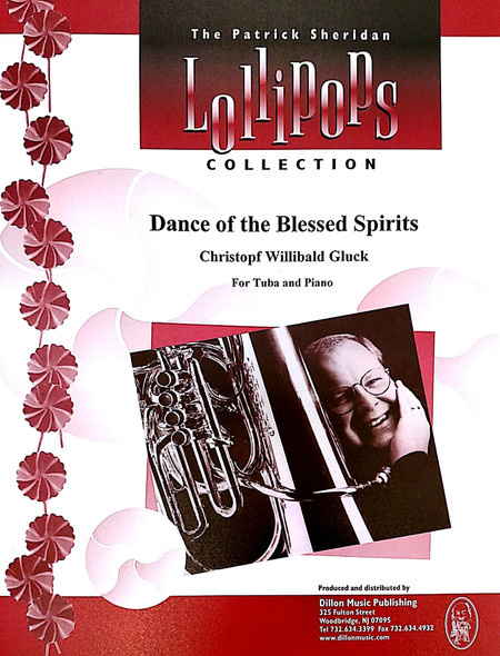 Dance of the Blessed Spirits - Christopf Willibald Gluck, For Tuba and Piano