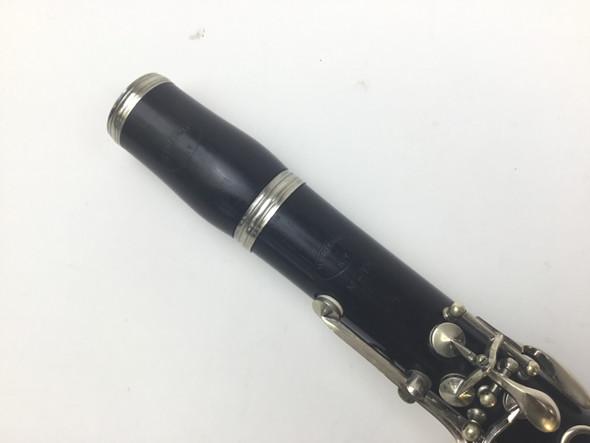 Used H Freeman Bb Wood Clarinet (SN: 3664)