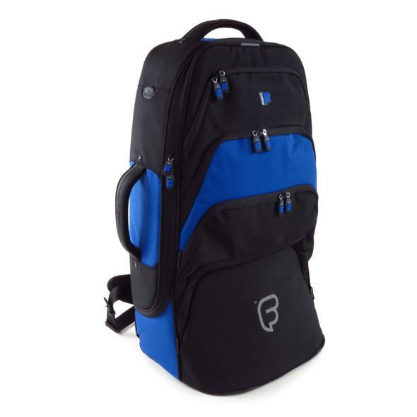 Fusion Premium Euphonium Case- Black/Blue