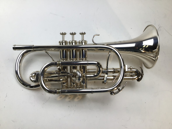 Used Willson Celebration 460 Bb Cornet (SN: 6376)
