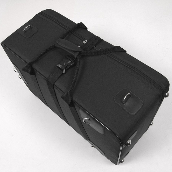 Marcus Bonna Double Trumpet Case- Black