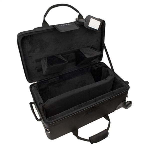 ProTec Mike Vax Trumpet / Aux Combo Pro Pack Case Black