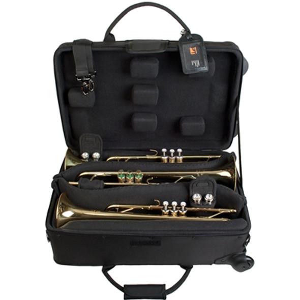 Protec Triple Trumpet IPAC Case