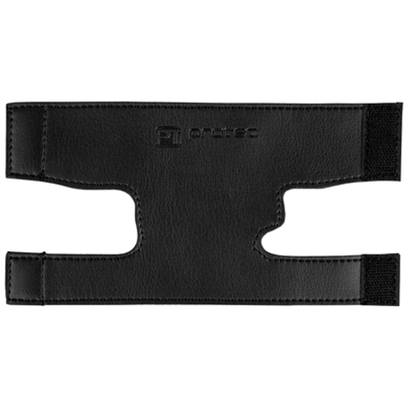 Protec Trumpet Leather Valve Guard Black