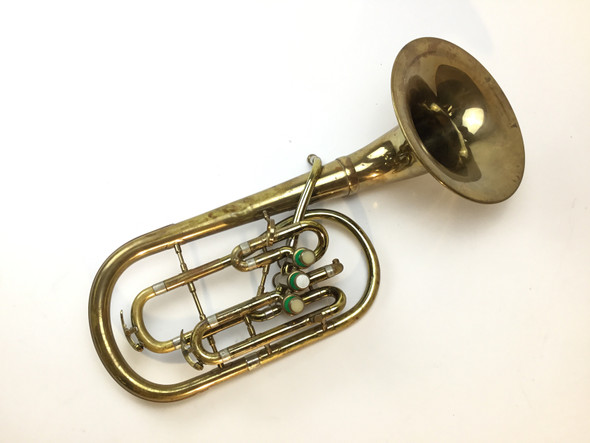 Olds Bell Front F Alto Horn