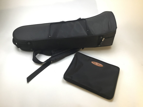 Basili Cases Tenor Trombone Case- Black