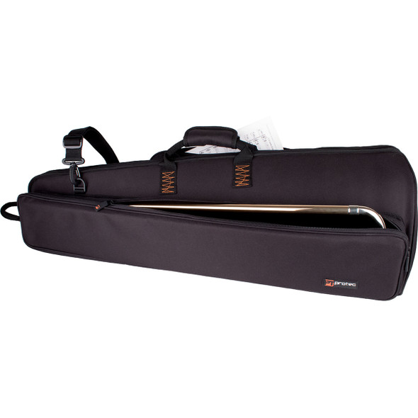 Protec Tenor Trombone Explorer Gig Bag with Sheet Music Pocket
