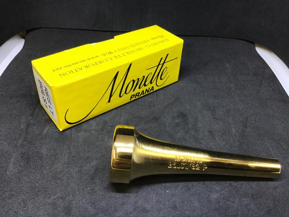 Monette Prana Resonance Lightweight B6L/S1 Trumpet Mouthpiece