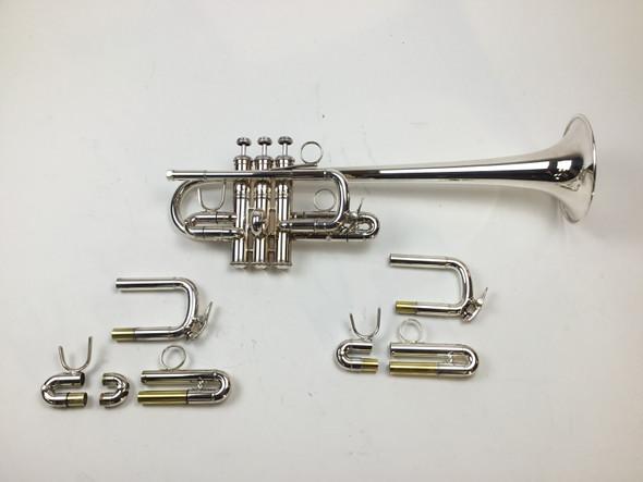 Bach 189S Eb/D Trumpet