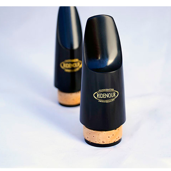 Ridenour Hard Rubber Bass Clarinet Mouthpiece