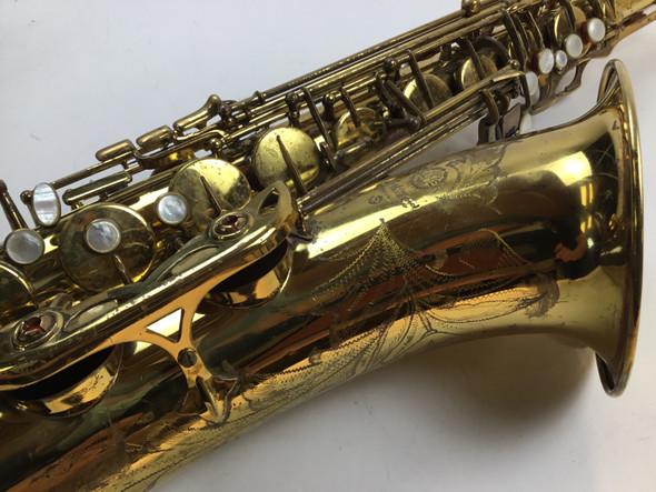 Used Selmer Mark VII Tenor Sax (SN: M259615)