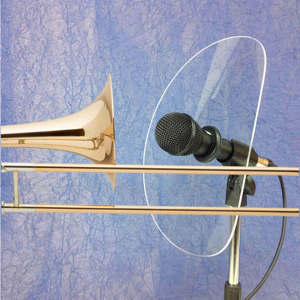 Sound Back MULTI‐D Acoustic Panel for Trombone, Flute & Winds